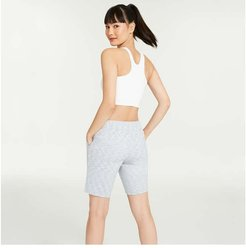 On-the-Go Shorts, Light Grey (Size XS)