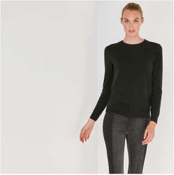 Cashmere Sweater, JF Black (Size M)