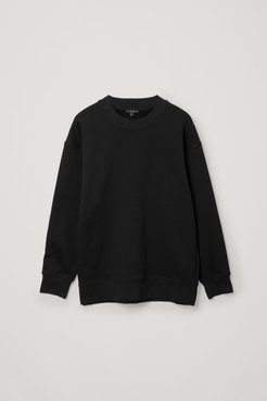 ORGANIC COTTON RELAXED SWEATSHIRT