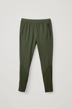 TAPERED RUNNING PANTS