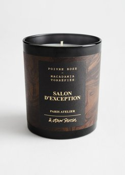 Scented Candle - Yellow