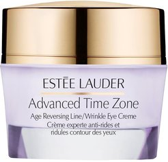Advanced Time Zone Age Reversing Line//Wrinkle Eye Creme 15ml