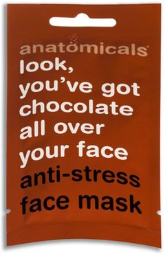Look, You've Got Chocolate All Over Your Face Anti-Stress Mask