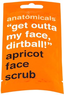 Get Outta My Face Dirtball Apricot Face Scrub