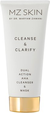 Cleanse & Clarify Dual Action AHA Cleanser & Mask 100ml