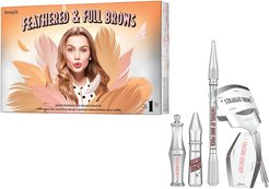 Feathered & Full Brow Kit - Colour 01 Light