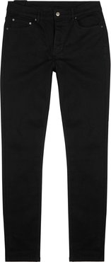 Chitch black slim-leg jeans
