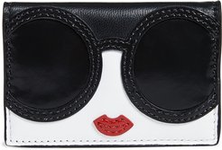 Lexi Stace Face Envelope Card Case