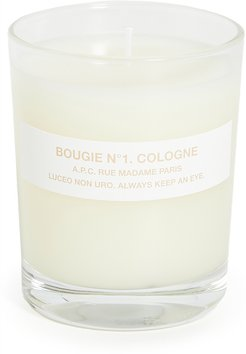 Bougie No. 1 Cologne Scented Candle