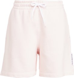 Garment Washed Terry Shorts