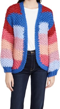 Catch the Rainbow Cardigan