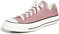 Chuck 70 Lowtop Ox Sneakers