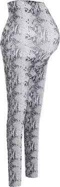 Maternity Snakeskin Leggings