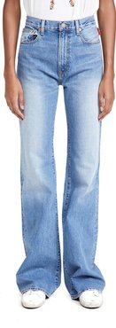 Evelyn Wide Leg Jeans