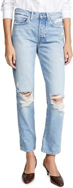 Cai Classic Straight Jeans