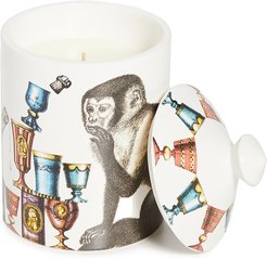 Fornasetti Small Scented Scimmie Candle