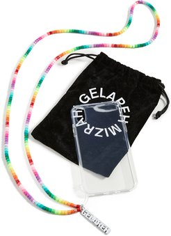 Rainbow Bright Phone Case and Strap