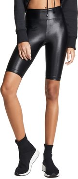 High Rise Infinity Shorts