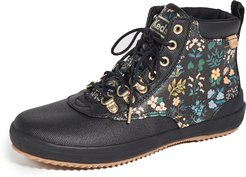 x Rifle Paper Co. Scout Wildflower Boots