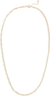 Foundation Paperclip Chain Necklace