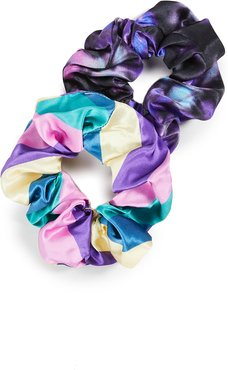 Connie Scrunchie Set