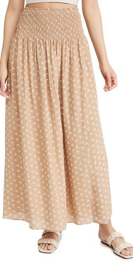 Ruched Emmy Skirt