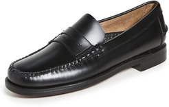 Classic Dan Leather Loafers