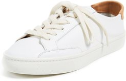 Ibiza Classic Lace Up Sneakers
