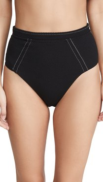Kaia Panelled High Waisted Bottoms