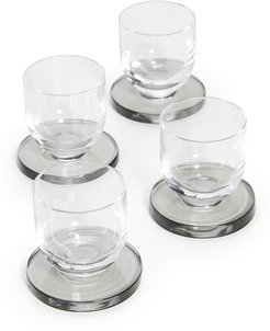 Puck Shot Glass Set of 4