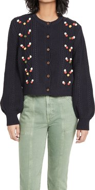 The Frond Cardigan