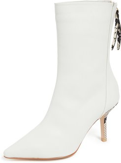 80mm Dico Ankle Boots