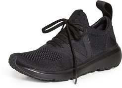 x Rick Owens Running Style Sneakers