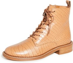 Cabria Lace Up Boots