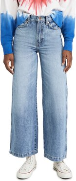 Worldwide Wide Leg Long Jeans
