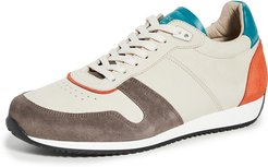 ZSP6 Nubuck Mix Color Sneakers