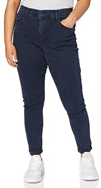 Plus Mile High SS Jeans, Bruised Heart, 14 S Donna
