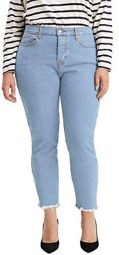PL Wedgie Skinny Jeans, Arctic Chill Plus, 14 Donna