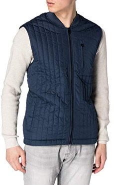 ONLY&Sons ONSVINCENT Life Quilted Vest Otw Giacchetto Imbottito, Abito Blues, M Uomo