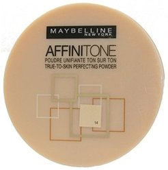 Affinitone Perfecting & Protecting Pressed Powder - Creamy Beige