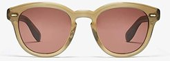 Cary Grant Sun (Dusty Olive) Fashion Sunglasses