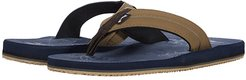 All Day Impact Print (Navy 5) Men's Sandals
