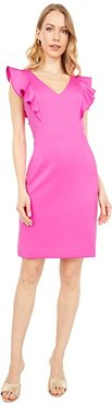 Sicily Shift Dress (Mandevilla Pink) Women's Dress