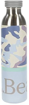20 oz. Original Print Insulated Water Bottle (Iron Blue Camo) Dinnerware Cookware