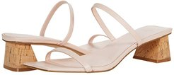 Brent (Light Pink Leather) Women's Shoes