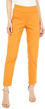 Pull-On Ankle Pants (Salmon) Women's Dress Pants