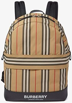 Archive Stripe Backpack (Archive Beige) Backpack Bags