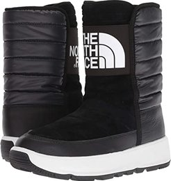 Ozone Park Winter Pull-On Boot (TNF Black/TNF White) Women's Cold Weather Boots
