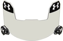 Football Visor (Youth Clear) Athletic Performance Sport Sunglasses