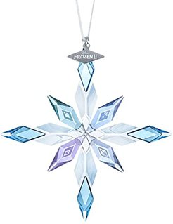 Frozen 2 Snowflake Ornament (Light Multi) Athletic Sports Equipment